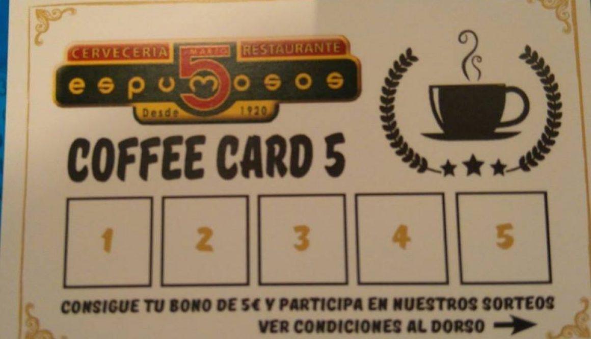 Promoción cafés + loteria, abónate y gana un viaje