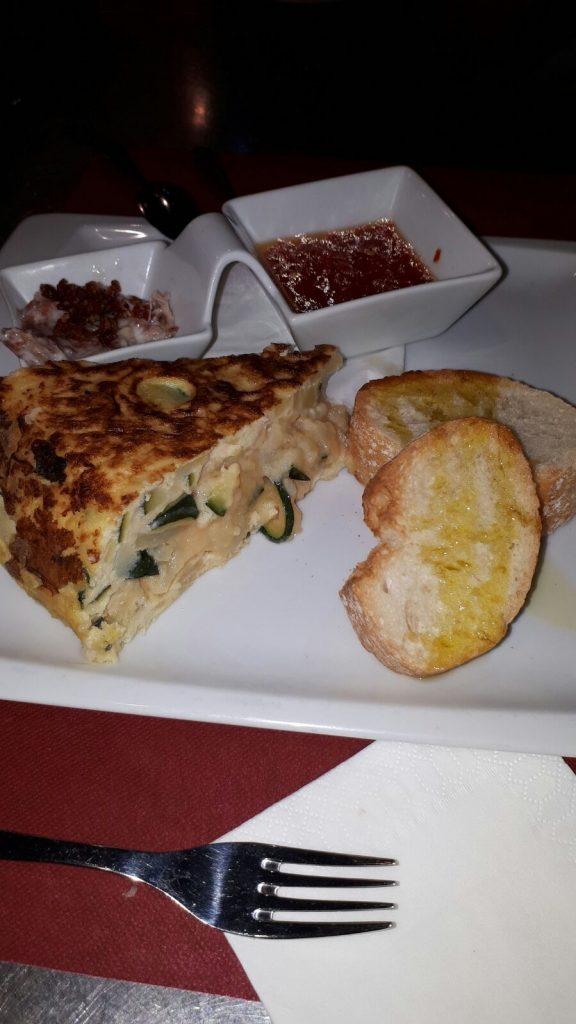 Tortilla Espumosos 5M